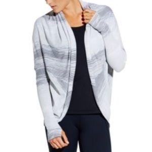 Calia Carrie Underwood Cocoon sweater gray S